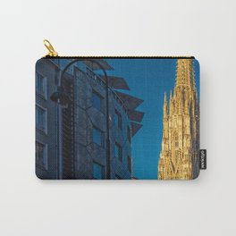 Stephen's Cathedral - Vienna city center Carry-All Pouch