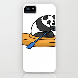 Kayak Canoe Canoe Gift Canoes kayaker iPhone Case