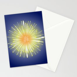 Celebration Firework Stationery Cards