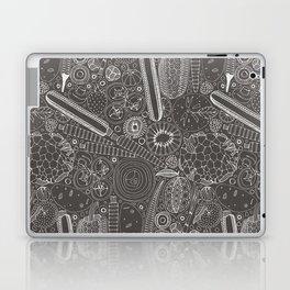the good stuff mono Laptop & iPad Skin