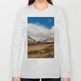 Mountain Highway Snowdonia Long Sleeve T-shirt