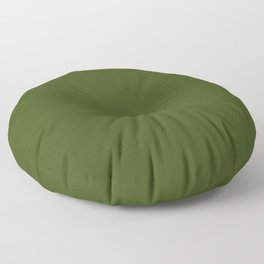Dark Olive Green Sage - Accent Color Decor - Lowest Price On Site Floor Pillow