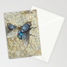 Fly on my Tie Stationery Cards
