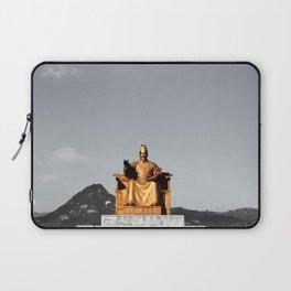 King sejong, 世宗大王 Laptop Sleeve
