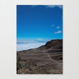 Mt. Meru Canvas Print