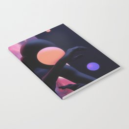 Dazzled Notebook