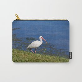 A Dip in the Pond Carry-All Pouch
