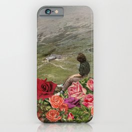Life is a Bed of Roses iPhone Case