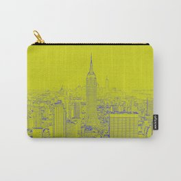Empire State - Green Carry-All Pouch