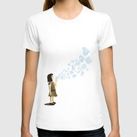 bubbles T-shirts featuring Bubbles by sergio37