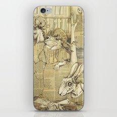 Cinderella Part I iPhone & iPod Skin