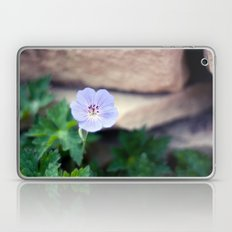 Meadow Cranesbill II Laptop & iPad Skin