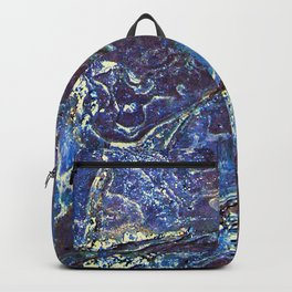 hard and liquid Backpack