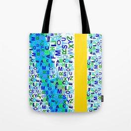 ABC 123 Fun! Tote Bag
