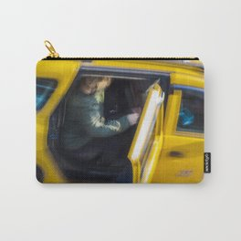 Taxi passenger's coming out Carry-All Pouch