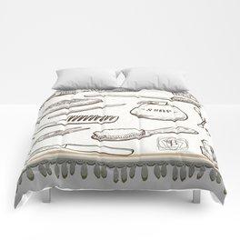 tAKe me To BaTh wItH YOU Comforters