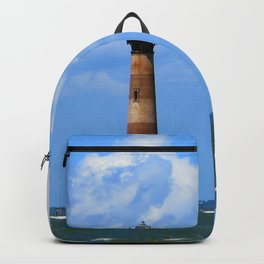 Morris Island Lighthouse Backpack