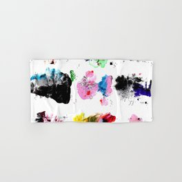 9 abstract rituals (2) Hand & Bath Towel