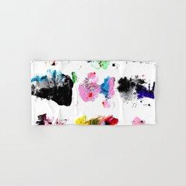 9 abstract rituals (2) Hand & Bath Towel