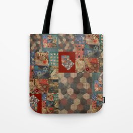 Primitive Treasure Tote Bag