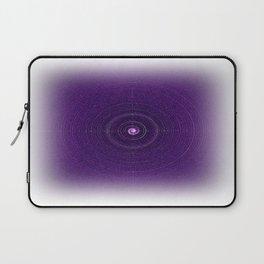 Space Bass Laptop Sleeve
