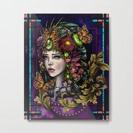 Rhea Metal Print