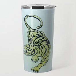 Kwaade tyger Travel Mug