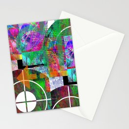 Abstracta No.2 Stationery Cards