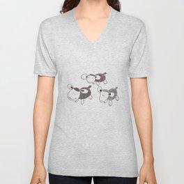 Sheep Unisex V-Neck
