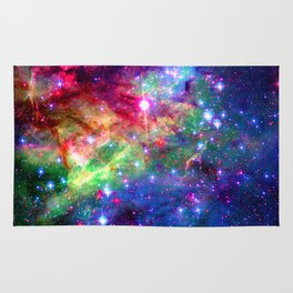 Cosmic Magic Rug