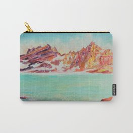 Broken Top Lake Carry-All Pouch