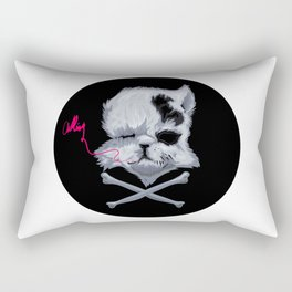 MURDERKITTEN Rectangular Pillow