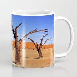 Dead Vlei Namibia II Coffee Mug