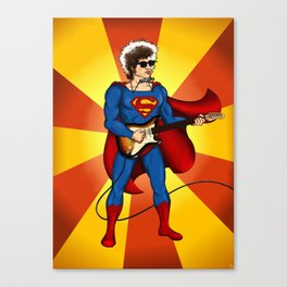 SuperBob Canvas Print