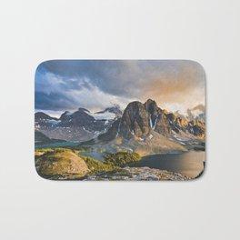 Mount Assiniboine Provincial Park Bath Mat