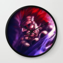 Dark Hadou User Wall Clock