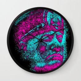 Mussolini For City Council Wall Clock