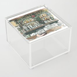De Vere's Davis at Christmas Acrylic Box