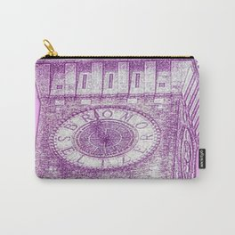 Emerson Bromo-Seltzer Tower Clock Carry-All Pouch
