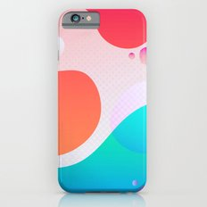 Abstract Waves iPhone 6s Slim Case