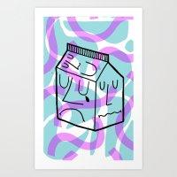 Lost Time Art Print