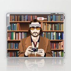 Richie Tenenbaum Laptop & iPad Skin