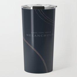 Melancholia, Lars von Trier, minimal movie poster, Danish film Travel Mug