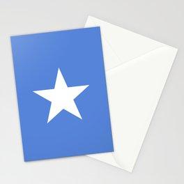 Somalia flag emblem Stationery Cards