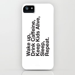 Keep them Alive. iPhone Case