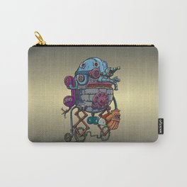Robot football player Carry-All Pouch