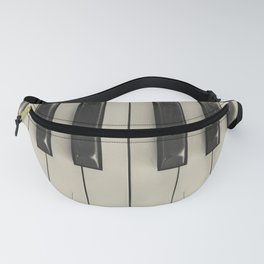 Vintage Piano Fanny Pack