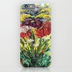 Fantasy Flowers Slim Case iPhone 6s