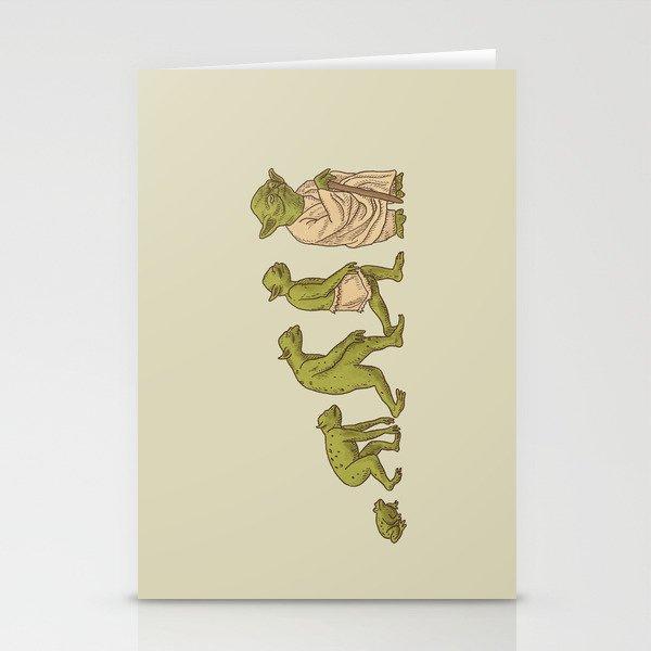 Yodalution  Stationery Cards