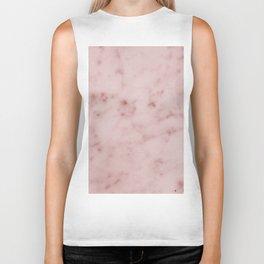Profundo pink marble Biker Tank
